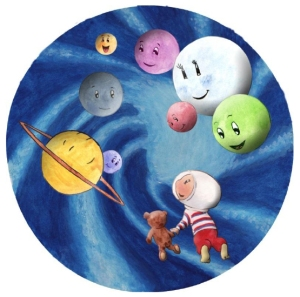 Ball Pond Planets