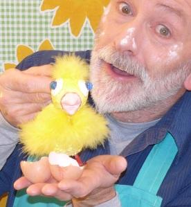 Chicken Licken with Melvyn Rawlinson