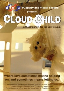 Cloud Child flyer