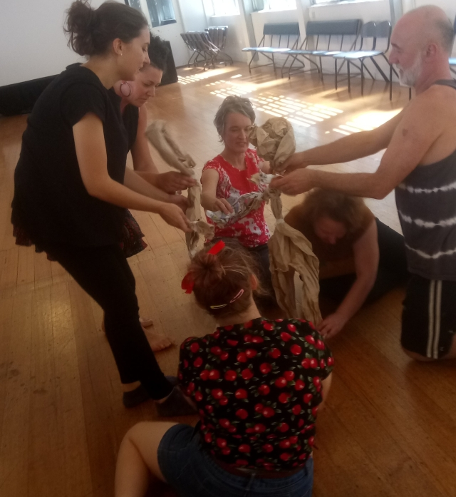 puppetry training image