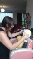 Diva puppet make (14)