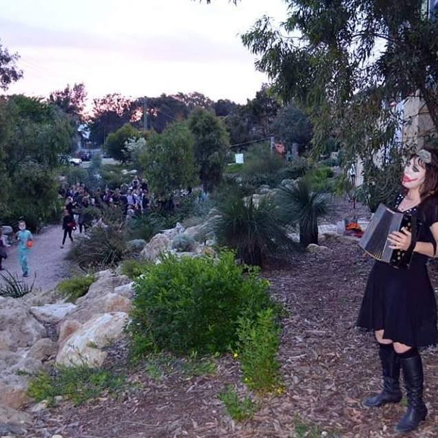Rachel SHAC Halloween 2 2018
